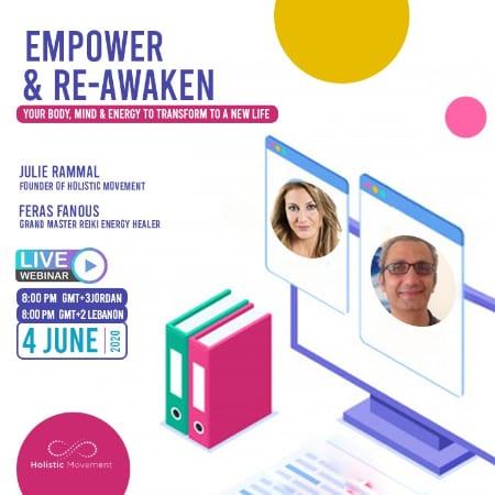 Empower & Re-Awaken